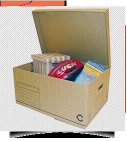 Caja Carton Multiuso